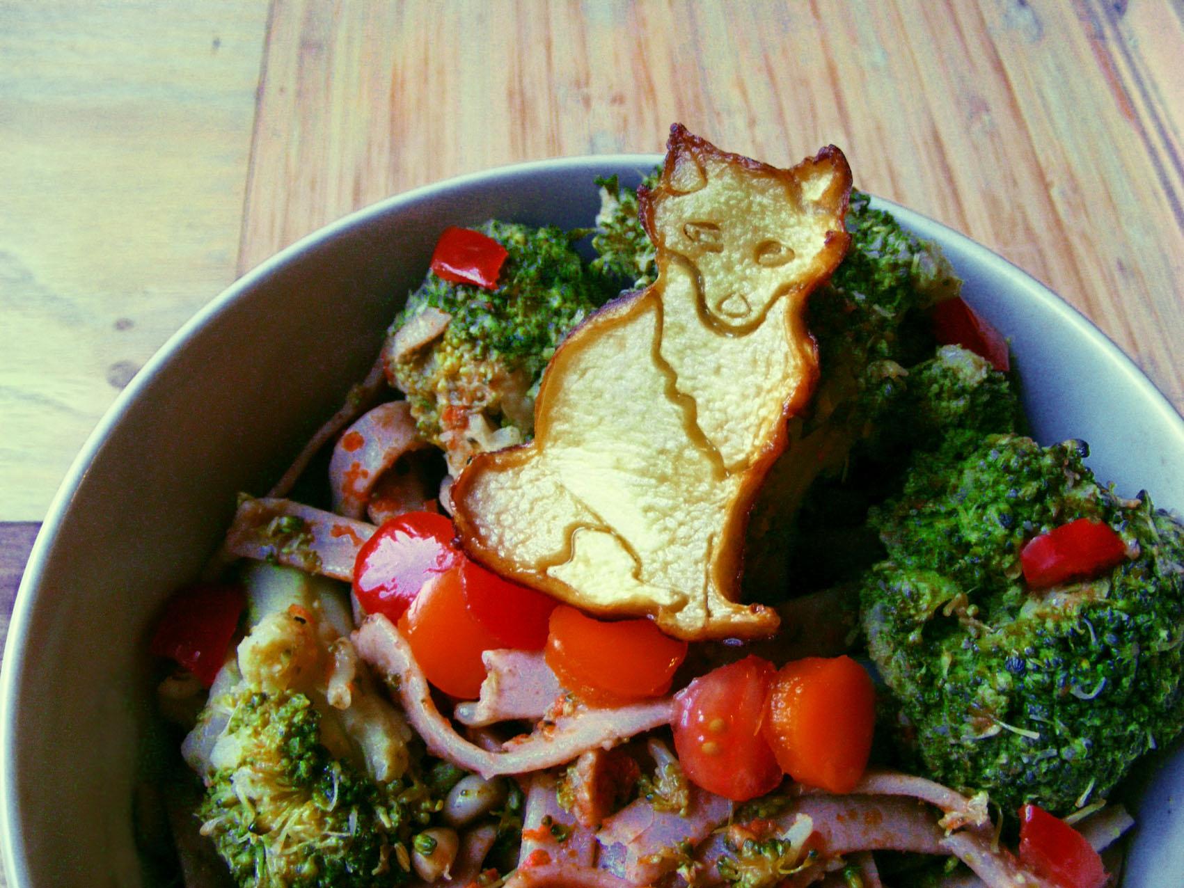 Verbazingwekkend 7 leuke ideeën om eten te presenteren - Tea Boon IH-81